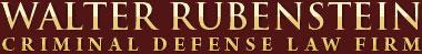 Walter Rubenstein Logo
